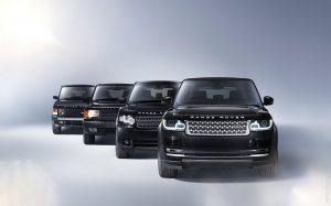 Скрутить смотать пробег Range Rover
