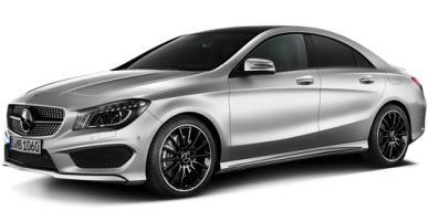 Mercedes-Benz CLA C117