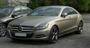 Mercedes CLS w218
